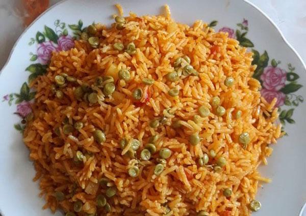 طرز تهیه ونوشک پلو با طعمی بینظیر و عالی (غذای محلی استان کرمانشاه)