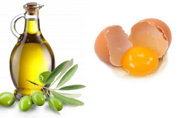 با ماسک تخم مرغ به موهایتان انرژی بدهید!