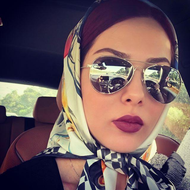 بیوگرافی لیلا اوتادی و همسرش + تصاویر جدید