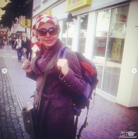 همسر جواد عزتی