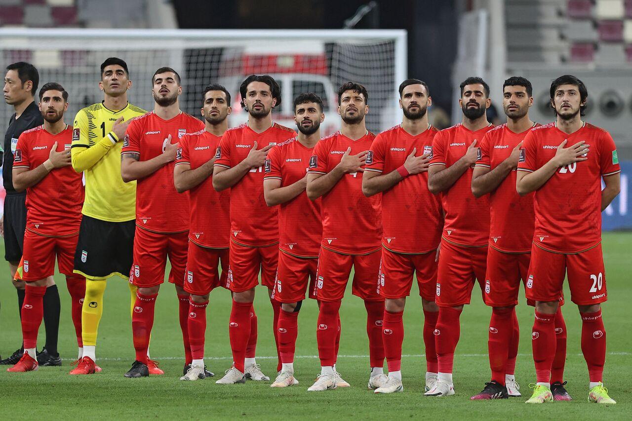 بازی ایران وعراق