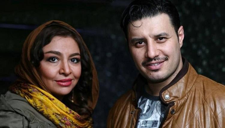 """زندگینامه """"جواد عزتی"""" در کنار همسرش مه لقا باقری"""