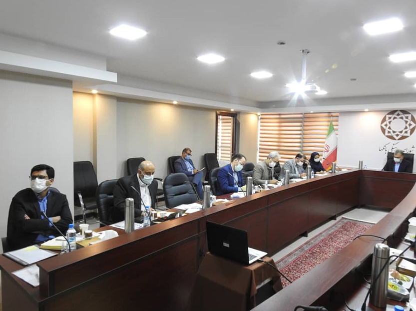 بانک ملی شورای هماهنگی 3