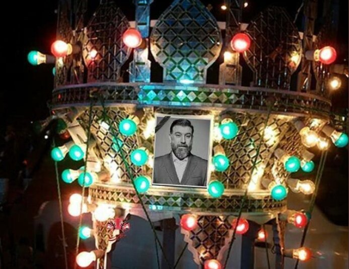 حجله+علی+انصاریان