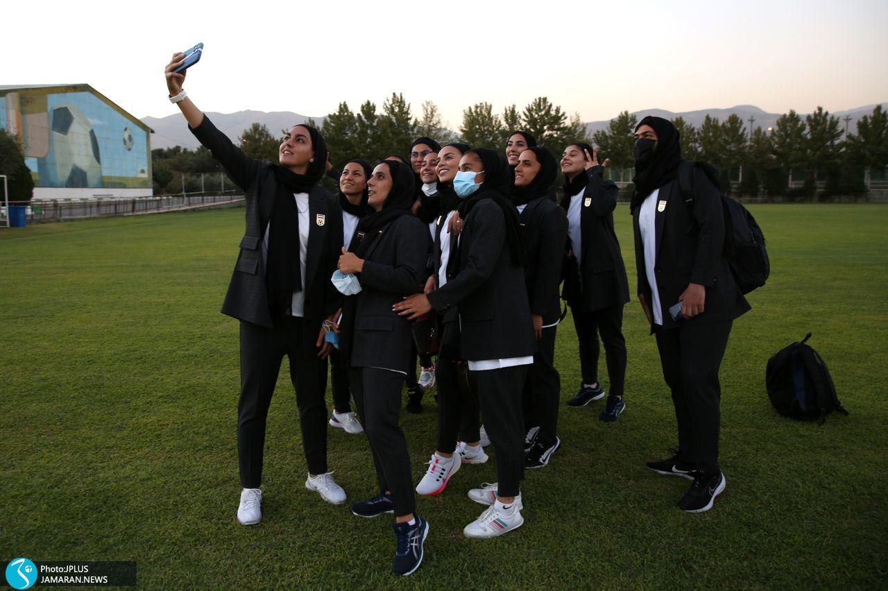 لباس تیم ملی فوتبال بانوان