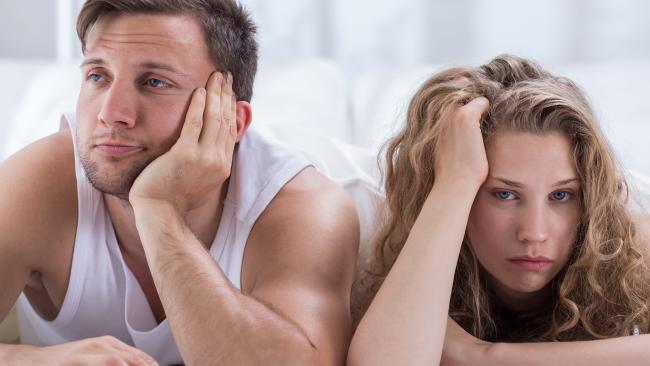 ۱۰ ضرری که قطع رابطه جنسی به بدن می رساند