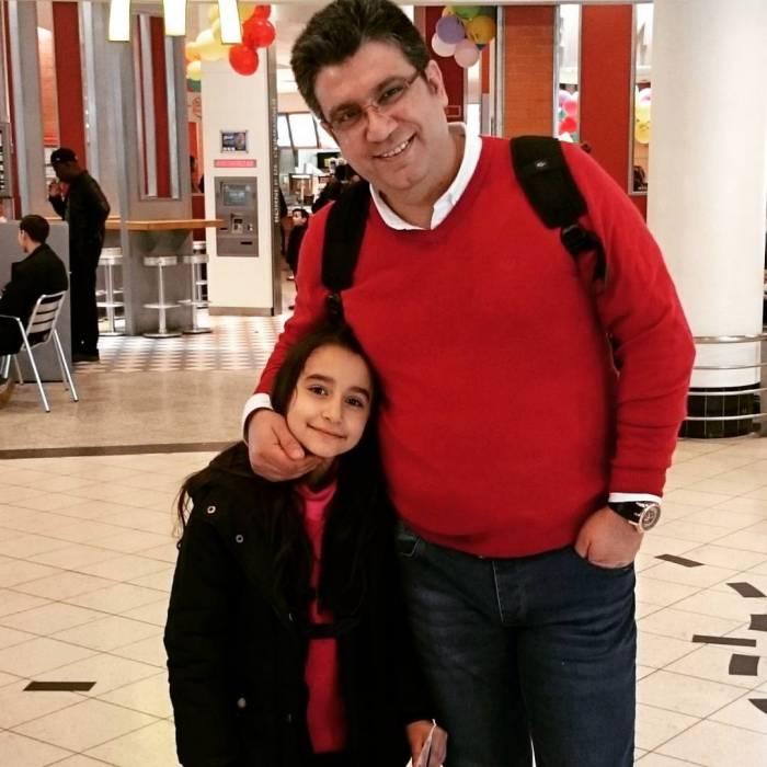 رضا-رشیدپور-و-دخترش