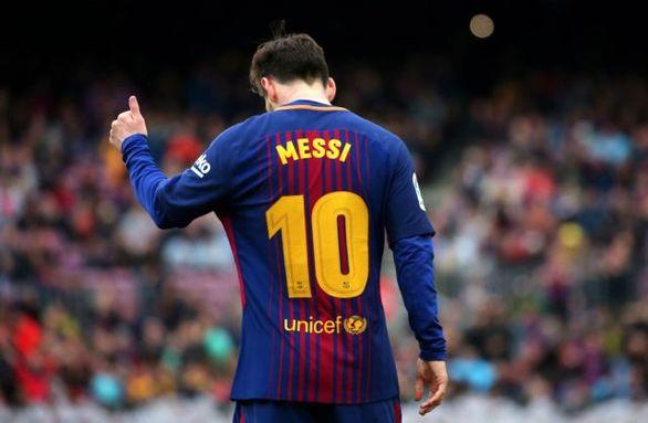 بارسلونا باز هم با مسی رکورد زد + عکس
