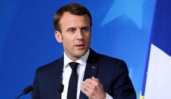 واکنش رئیس جمهور فرانسه به «معامله قرن»
