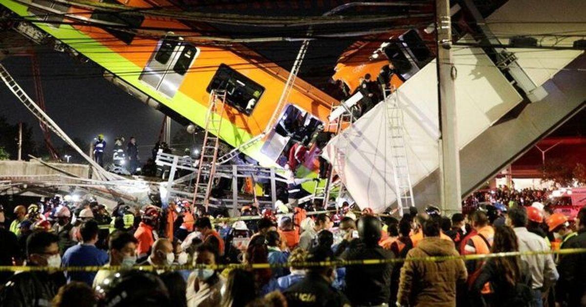 فوری/ حادثه وحشتناک در مترو + آمار کشته شدگان