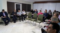 دومین کلاس MBA صندوق قرض الحسنه شاهد برگزار شد