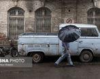 بارش باران در روز اربعین + جزئیات