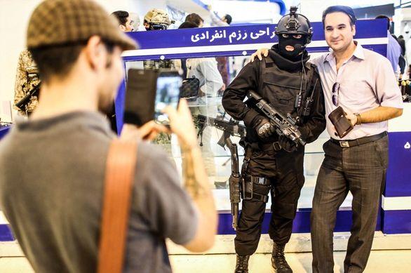 زمان و مکان نمایشگاه پلیس