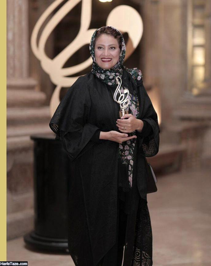 مدل لباس بازیگران زن در جشن حافظ 99