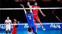 ساعت بازی والیبال ایران و ژاپن در المپیک