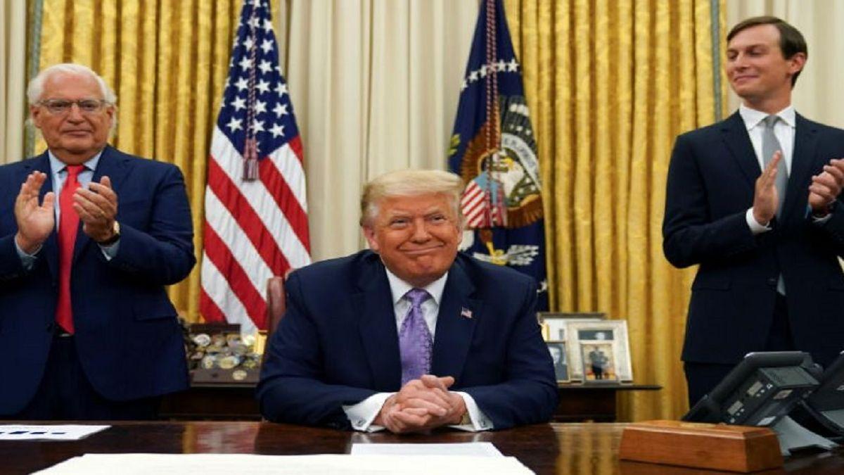 ترامپ نامزد دریافت جایزه صلح نوبل شد!