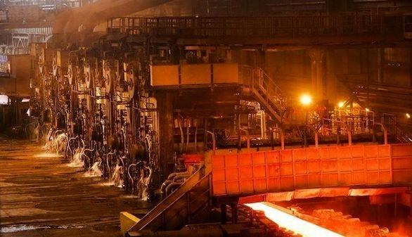 نورد گرم 2 فولاد مبارکه مانع از ارزبری میشود