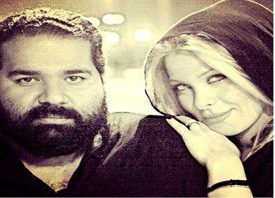 عکسهای جنجالی از رضا صادقی و همسرش + تصاویر و بیوگرافی