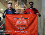تماشای دربی ۹۱ در جشنواره فیلم فجر + تصاویر
