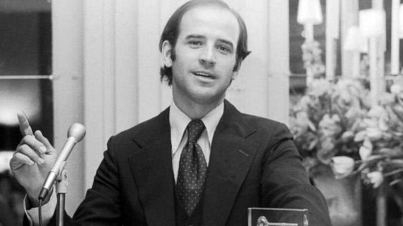 جو بایدن، مردی از طبقه متوسط و سومین تلاش برای رسیدن به کاخ سفید