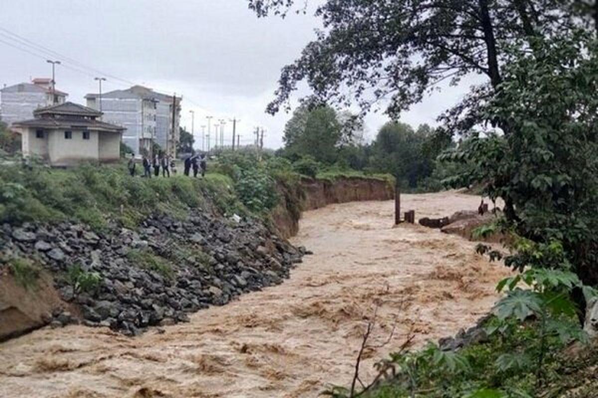ساخت سامانه ای که سیلاب را رصد می کند