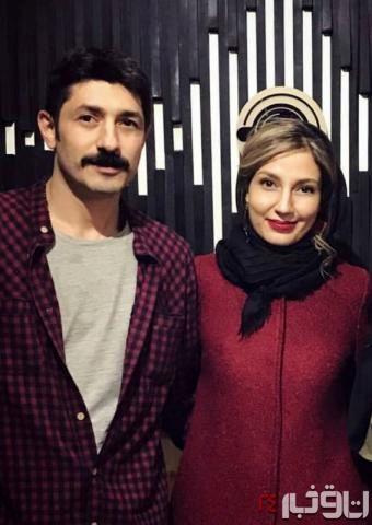 عکس جدید حدیث میرامینی و همسرش | اتاق خبر 24