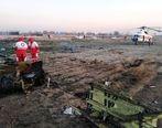 جزئیات سقوط هواپیمای اوکراینی با ۱۴۷ مسافر ایرانی + عکس و فیلم