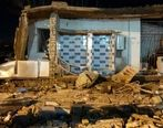 انفجار یک منزل مسکونی در مینودشت
