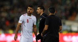 پورعلی گنجی دیدار آینده تیم ملی را از دست داد