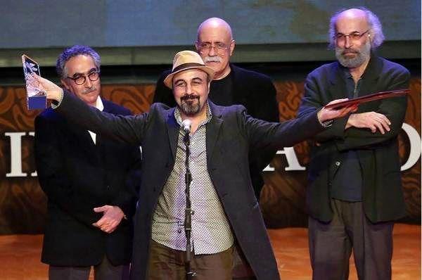 رضا عطاران در جشنواره