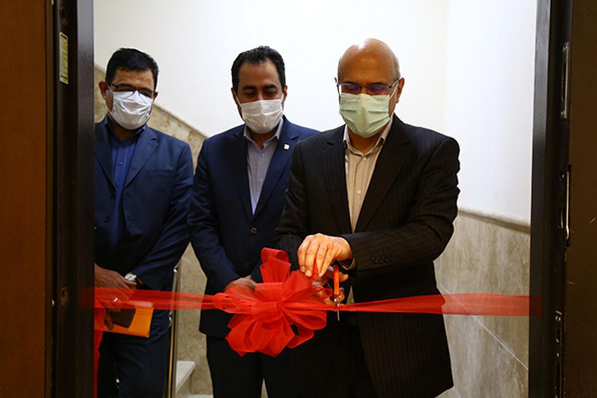 دومین واحد مستقل ارزی بانک کارآفرین راهاندازی شد