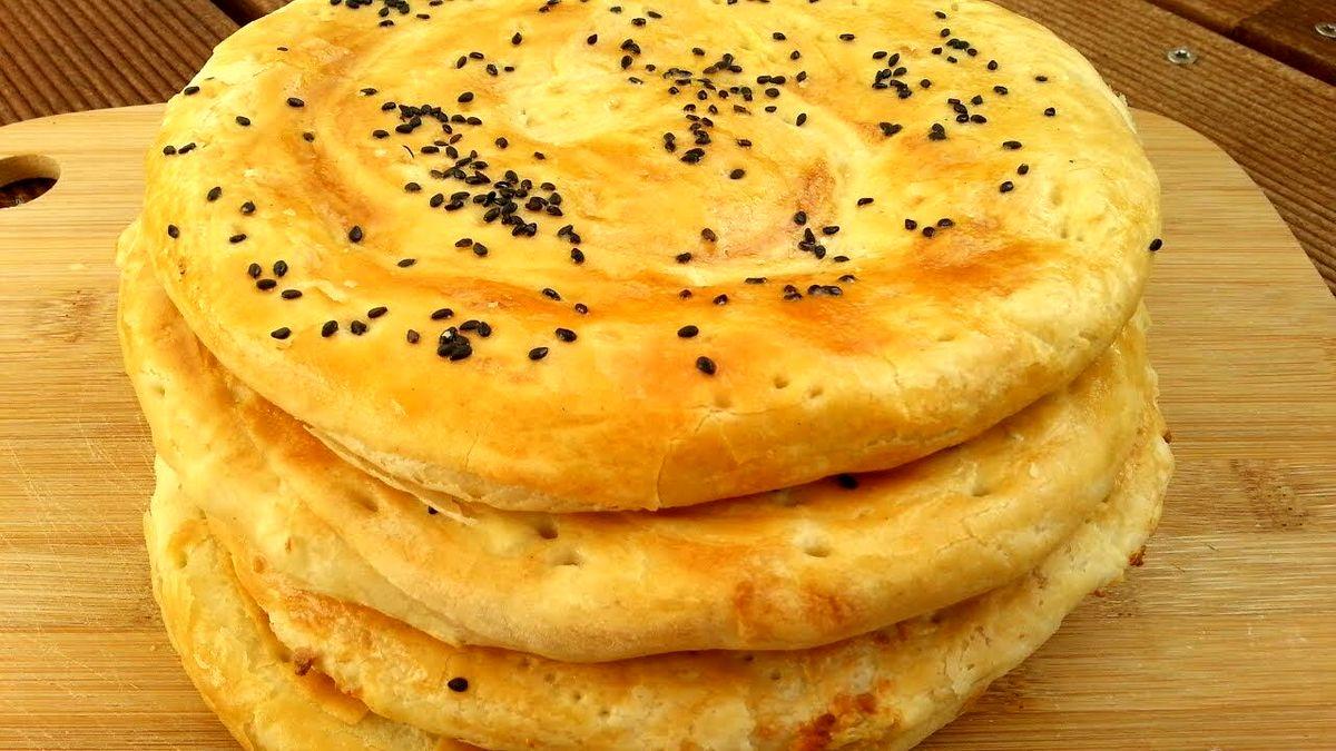 طرز تهیه نان فطیر در خانه