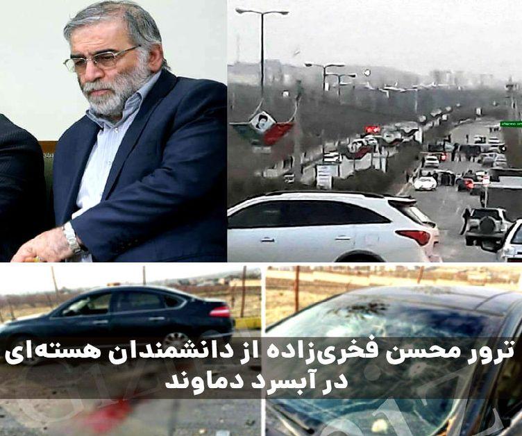 یکی از عوامل ترور شهید فخریزاده دستگیر شد؟ + فیلم