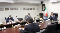تشکیل جلسه پروژه گندله سازی گهرزمین