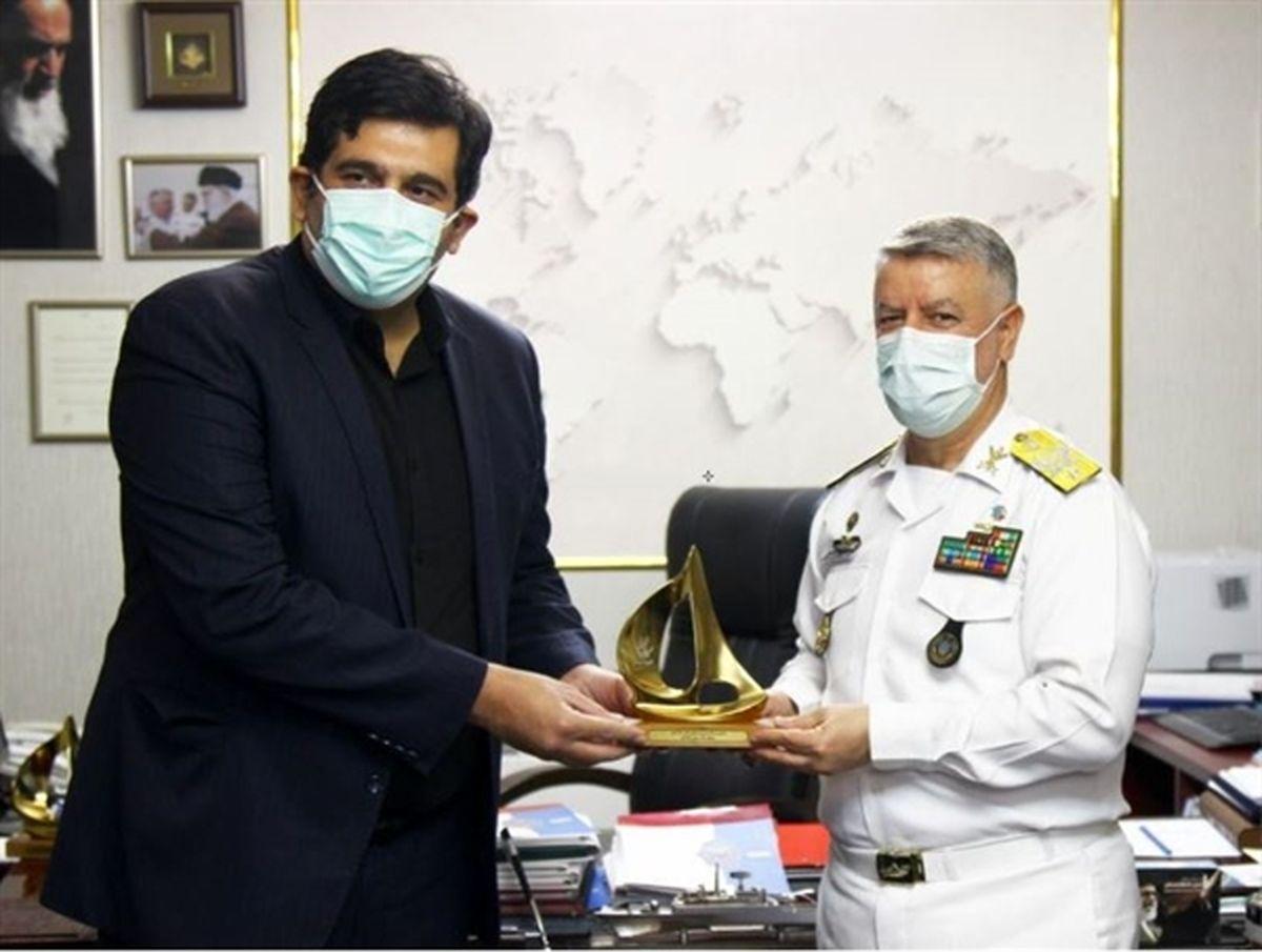 استفاده از ظرفیت های نیروی دریایی برای کمک به اموال تملیکی