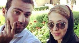 عکس لو رفته از لیلا اوتادی و همسرش در باغ + فیلم و بیوگرافی