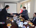 امضاء قرارداد همکاری شرکت لیزینگ توسعه صنعت و تجارت توس و شرکت توسعه ارزش هوده