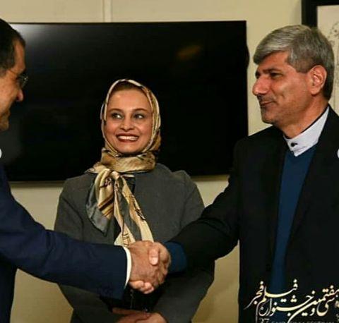جدیدترین عکس از مریم کاویانی و همسر دومش + تصاویر