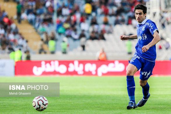 خسرو حیدری از استقلال و فوتبال خداخافظی کرد