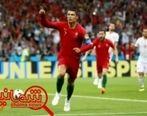 پرتغال ۳-۳ اسپانیا؛ با هت تریک رونالدو، ایران صدرنشین گروه مرگ شد