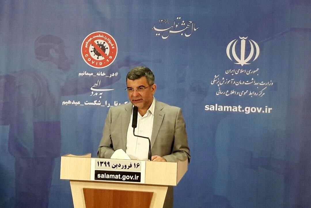 وضعیت نگران کننده در تهران با توجه به شیوع کرونا ویروس