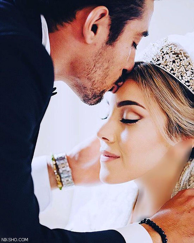 عکسهای دیده نشده عروسی لاکچری رضا قوچان نژاد و خواهر ساره بیات + عکس