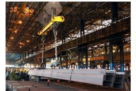چهل سال بالندگی در صنعت ذوب آهن اصفهان