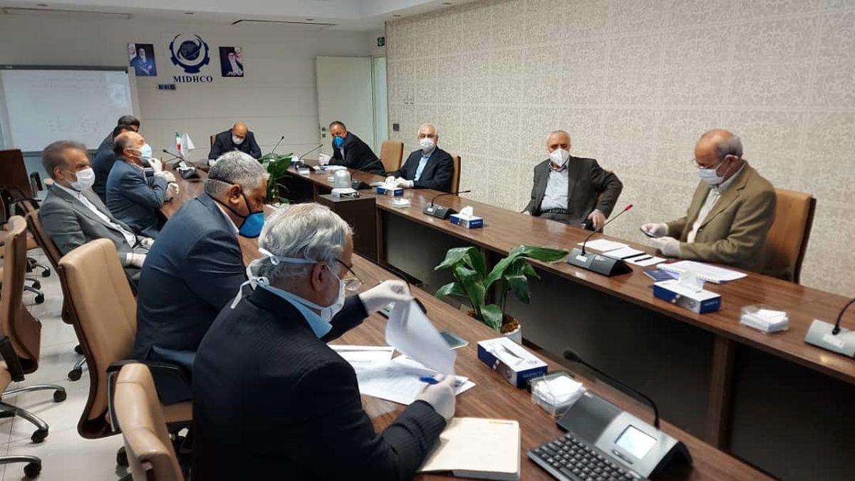 یکصد و بیست و ششمین جلسه تولید مجموعه میدکو برگزار شد