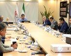 برگزاری پیش جلسه مجمع عمومی عادی ایمیدرو با حضور غریب پور