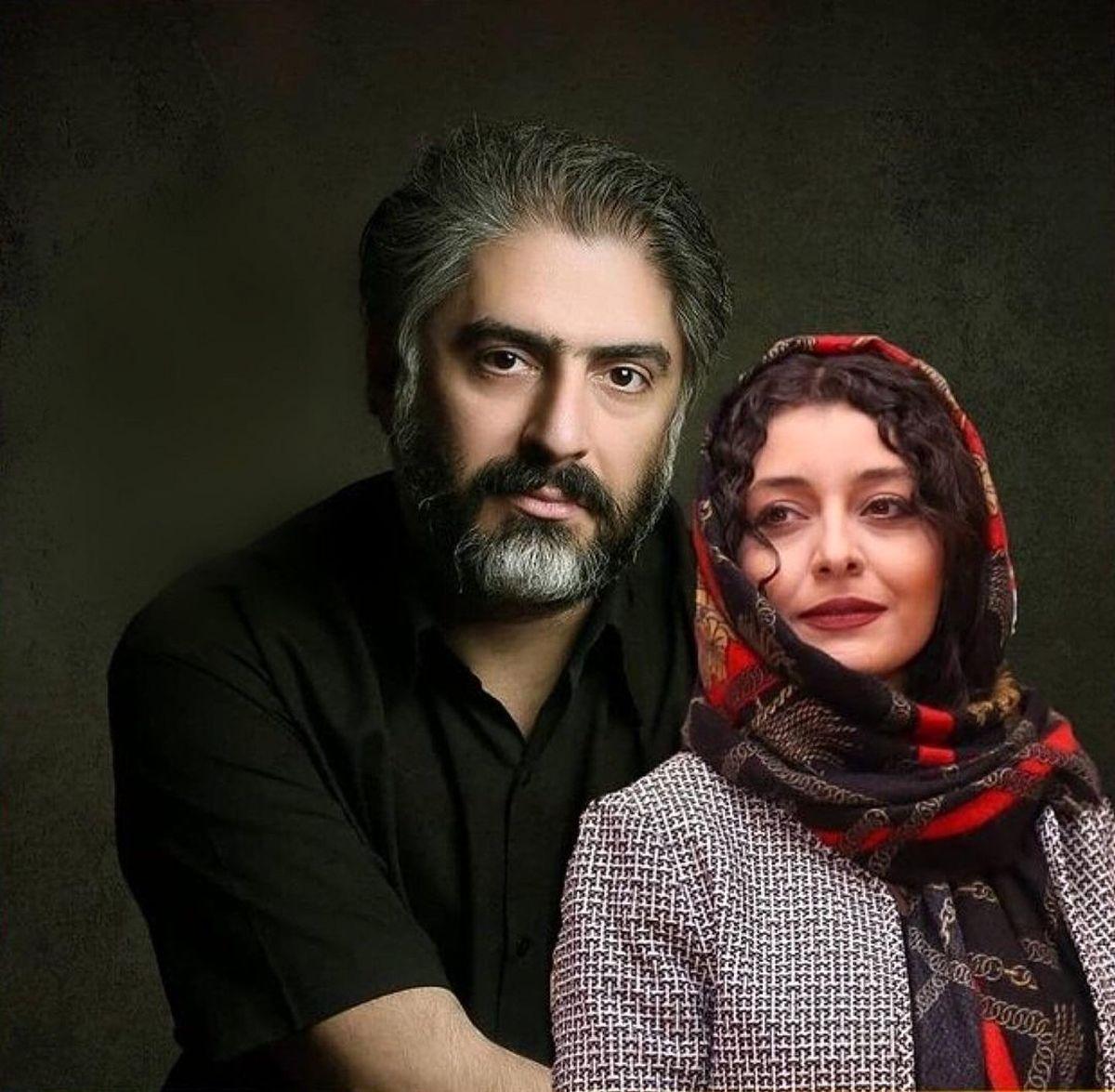عاشقانه علیرضا افکاری برای همسرش ساره بیات   بیوگرافی ساره بیات و همسرش