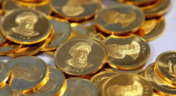 سکه باز هم جلو رفت/طلا گرمی ۴۱۰ هزار تومان شد