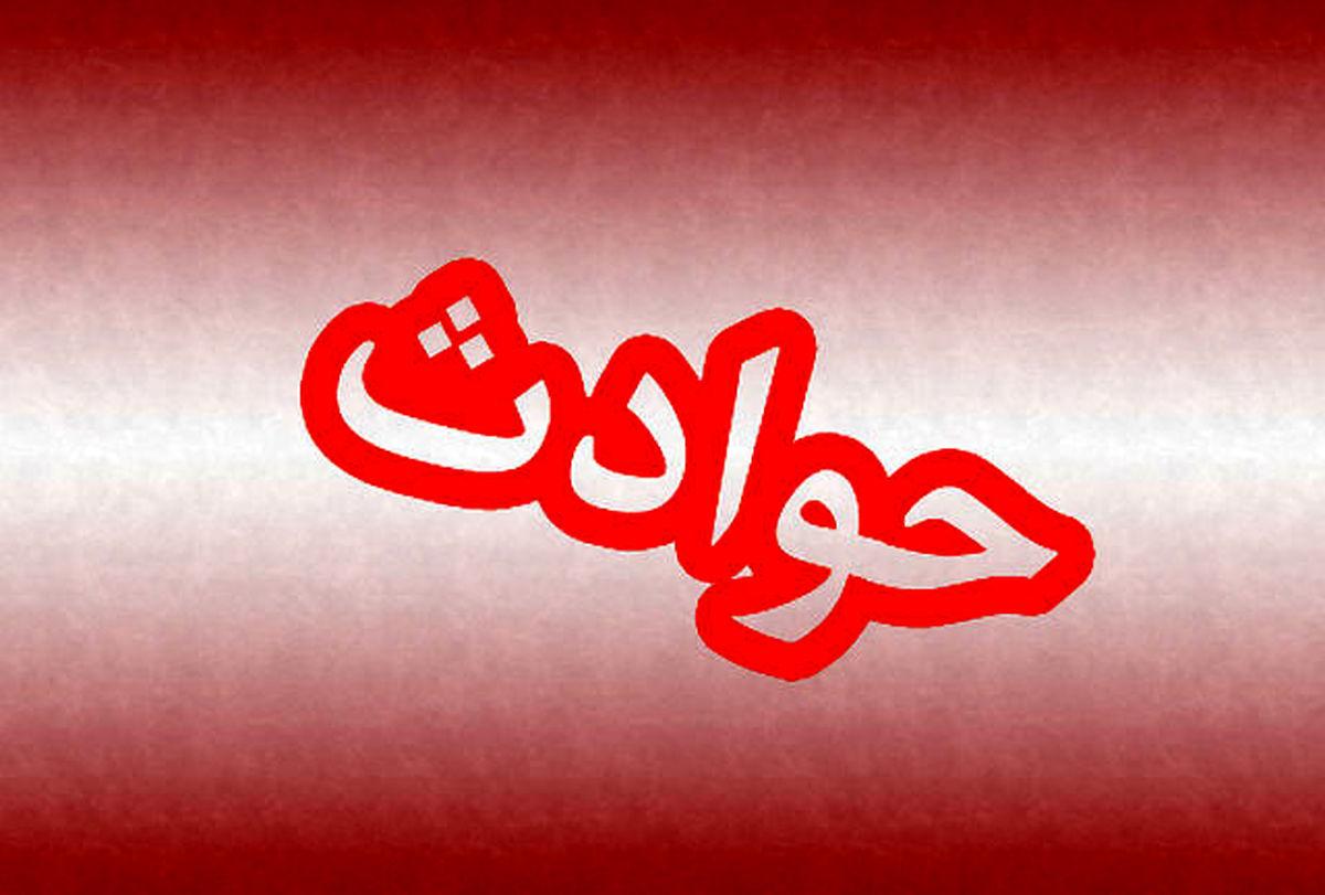 مرگ تلخ زن ۶۰ ساله در طوفان عصر دوشنبه تهران + جزئیات