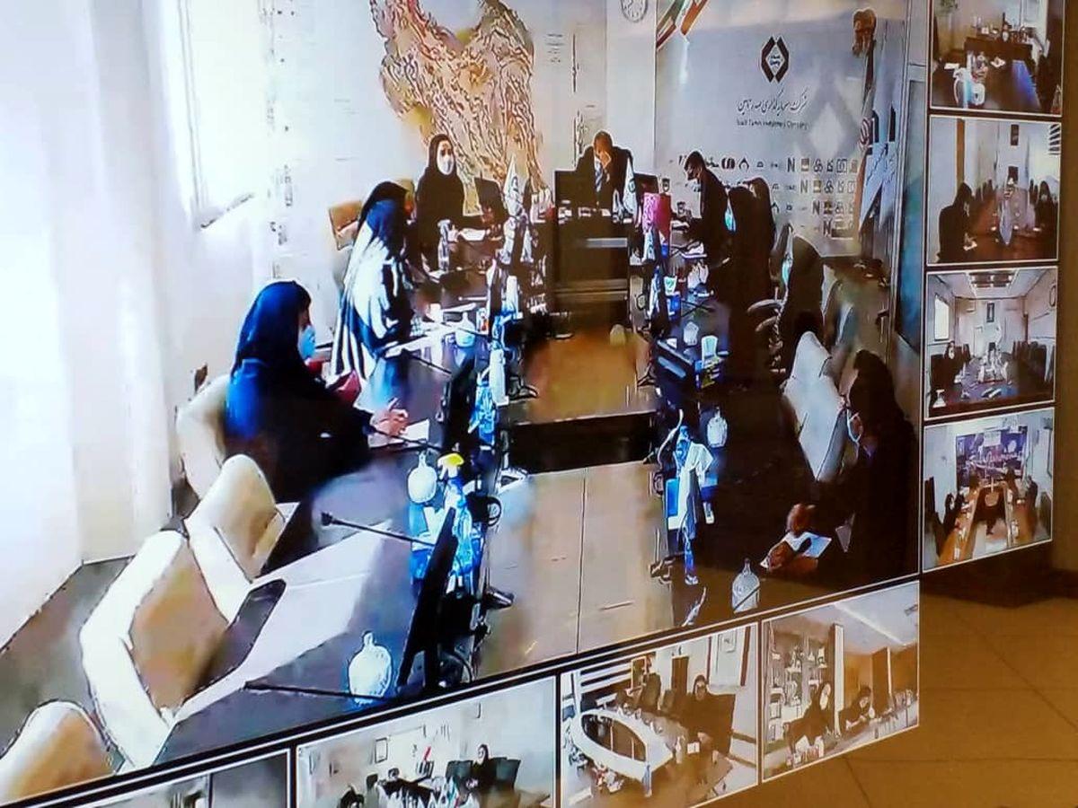 بانک اطلاعاتی بانوان تاصیکو راه اندازی شود