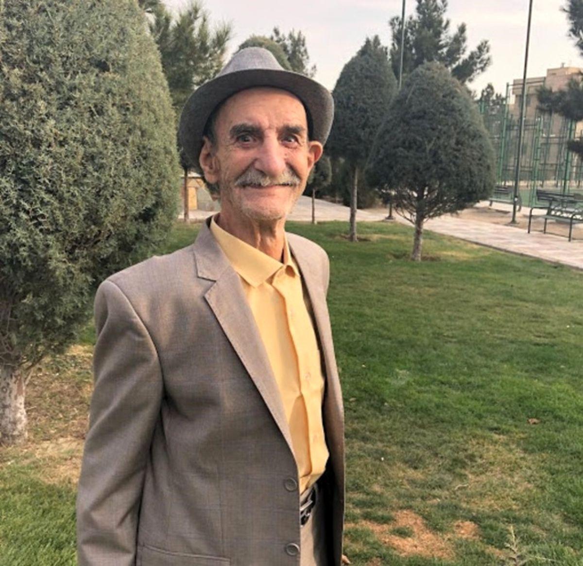 احمدپور مخبر غریبانه تشییع شد